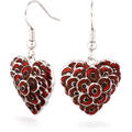 Remember Heart Earrings