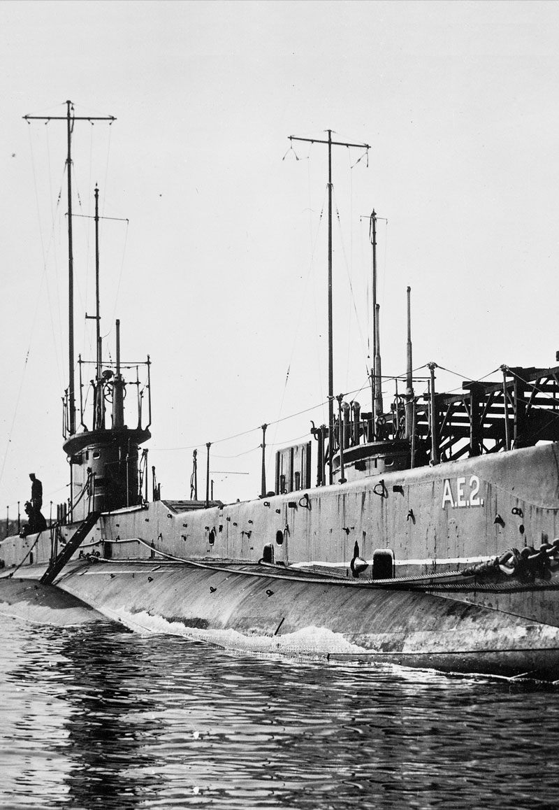 Celebrating 100 years of Australian Submarines